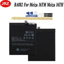 Mcdark-Batería de teléfono BA882 para Meizu, 16TM, 3010mAh, alta capacidad, reemplazo de calidad, herramientas