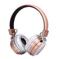 Wireless Bluetooth FM Stereo Headband Headset