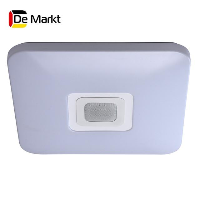 Люстра Норден 36W LED 220 V Bluetooth+Speaker box+Smartphone control