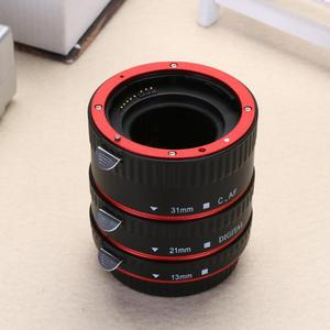 Image 4 - Camera Lens Adapter Extension Tube Auto Focus AF Macro Extension Tube/Ring Mount for CANON EF S Lens For all Canon SLR Cameras