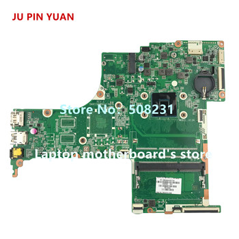 JU PIN YUAN 809323-501 809323-001 DAX13AMB6E0 X13A for HP PAVILION NOTEBOOK 17-G laptop motherboard with N3700 fully Tested 482867 001 for hp pavilion dv5 1000 notebook 482867 001 for hp pavilion dv5 dv5 1000 dv5 1100 laptop motherboard fully tested