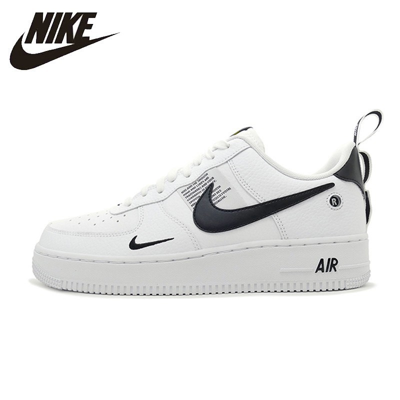 97a3288a5a802 Nike AJ7747 Official Air Force 1 Breathable Utility Men Running Shoes