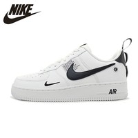 Nike Official Air Force 1 Breathable Utility Men Running Shoes Low Comfortable Sneakers New Arrival #AJ7747