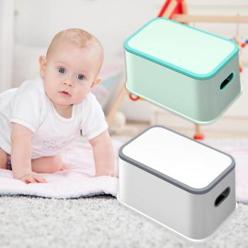 Kids Plastic Multifunction Footstool Baby Portable Toilet Training Anti-skid Stool Kids Plastic Chair Footstool Accessories 3