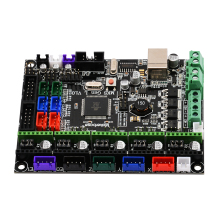 купить Mayitr 3D Printer Control Board MKS Gen-L V1.0 Integrated Controller Motherboard+USB Cable For Ramps1.4+Cable дешево