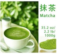 1Kg/lot 100% Pure Organic Natural Matcha Healthy Ultrafine Green Tea Powder