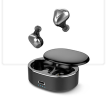 T50 TWS Bluetooth 5.0 Earphones Wireless Hi-Fi Mini Headsets 6D Stereo Noise Canceling Waterproof Earbuds with Charging Case