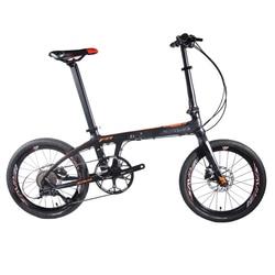 SAVA Folding Bike Carbon Folding bicycle 20 inch portable bike with SHIMANO 105 5800 22 Speed Bike Disc Brake bicicleta plegable