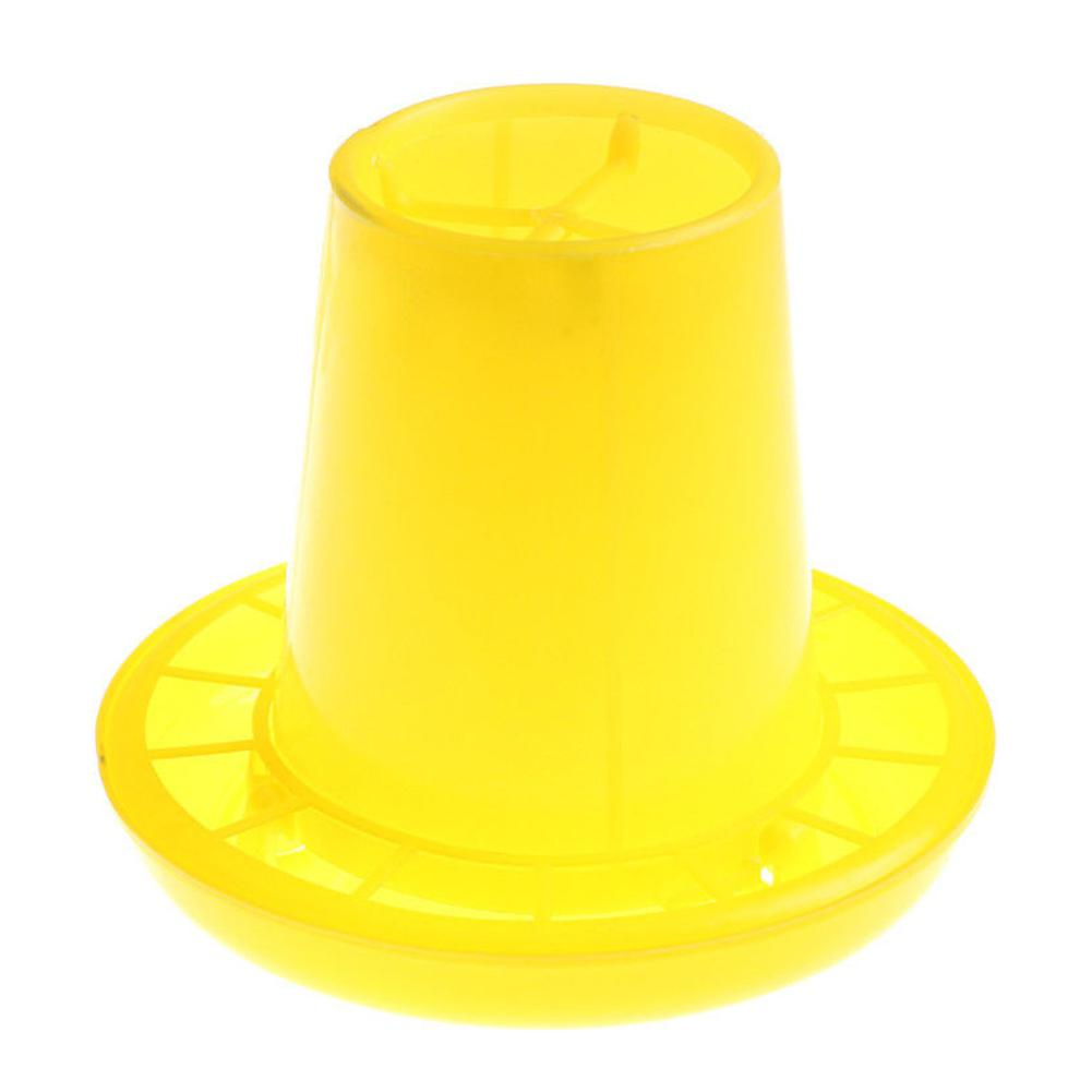 Poultry Feeding Tools Small Chicken Feed Barrel Bird Drinking Bucket  Poultry Diet Tool Quail Drinking Cage Pigeon Feeder