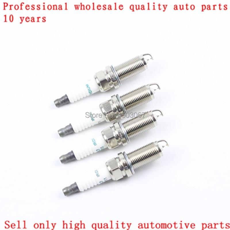 Image 4 - 4pcs/lot . FK20HR11 90919 01247 Double Iridium Spark Plugs For Toyota RAV4 crown REIZ Prado Venza Lexus V6 3.5L 9091901247 3426-in Spark Plugs & Glow Plugs from Automobiles & Motorcycles