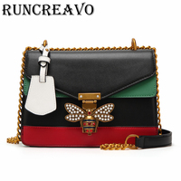 2018 Crossbody Bags For Women Leather Handbags Luxury Handbags Women Bags Designer Famous Brands Ladies Shoulder Bag Sac A Main