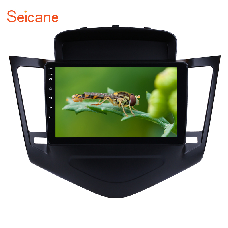 Seicane 2Din 9 inch Android 7.1/6.0 Car GPS Radio Stereo For 2013 2014 2015 Chevrolet Cruze 1080P Head Unit Multimedia Player odeon light настенный спот odeon light laconis 3538 2wa