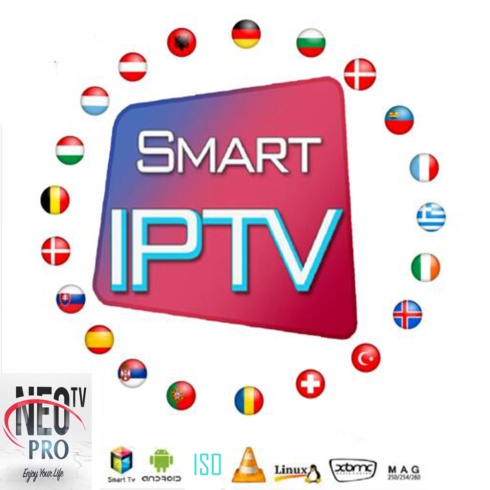 NEOPRO Volka Iptv Subscription Sunatv Rocksat Europe French Arabic Italian Belgium Spanish IPTV Polish Iptv Code 7000 Channels