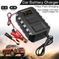 Интеллектуальное автомобильное зарядное устройство свинцово-кислотного аккумулятора с функцией защиты  полностью автоматический умный а...