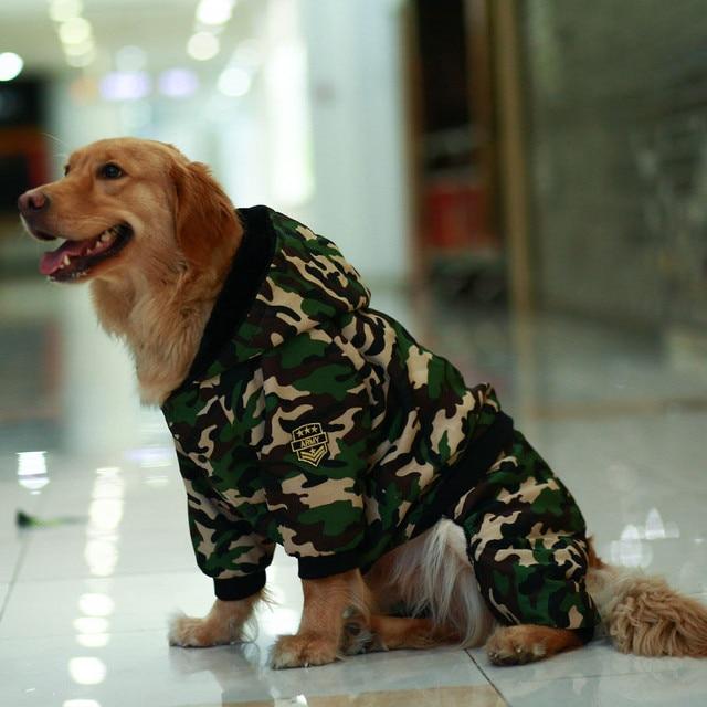 Camouflage Winter Jumpsuit  3