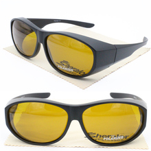 Anti-blue light eyewear fit over gaming glasses UV400 polari