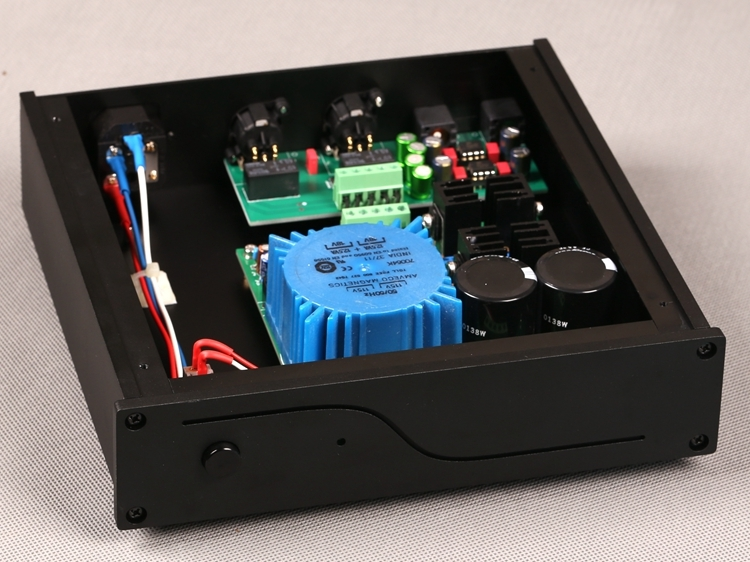 все цены на Precision two-channel single-ended RCA to XLR balanced audio converter Preamplifier