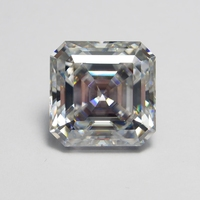 14*14mm Radiant Cut 13 carat Excellent VVS Moissanite Super White Loose Moissanite Diamond for Wedding Ring