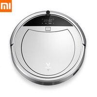 Original Viomi Xiaomi Robot Vacuum Cleaner LCD Auto Sweeping Dust Remote Control Path Planning Smart Wireless Vacuum Cleaner