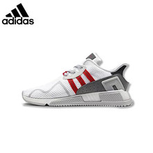 Adidas EQT Cushion ADV Official Men Running Shoes Breathable Sports Outdoor Sneakers #BY9506 BY9507 CP9460 2018 new arrival official hot sale asics fuzex rush men s breathable cushion running shoes sports shoes sneakers shoes hongniu