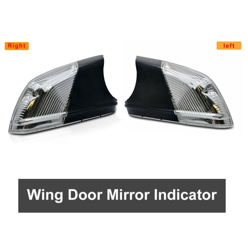 Left Passenger Side Wing Mirror Indicator