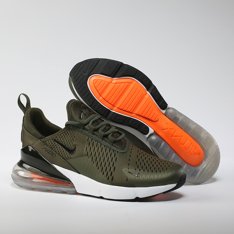 NIKE AIR MAX 270 running shoes men's shoes