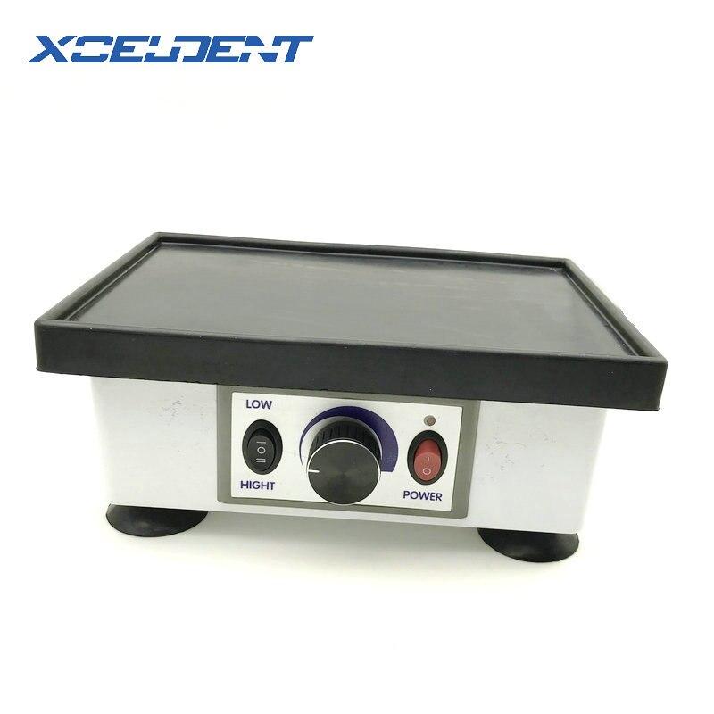 JT 51 Big Dental Lab Equipment Dental Model Quartet Vibrator Plaster Oscillator