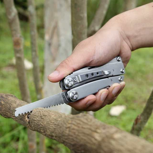 2019 NEXTOOL 16 IN 1 Multi-function EDC Hand Tools Bottle Opener Screwdriver Pliers Ruler Knife Outdoor Camping Multi-tool 4