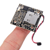 Caddx MB05 1 1080P Mini Recorder Board DVR Camera Module With Microphone for Turtle V2