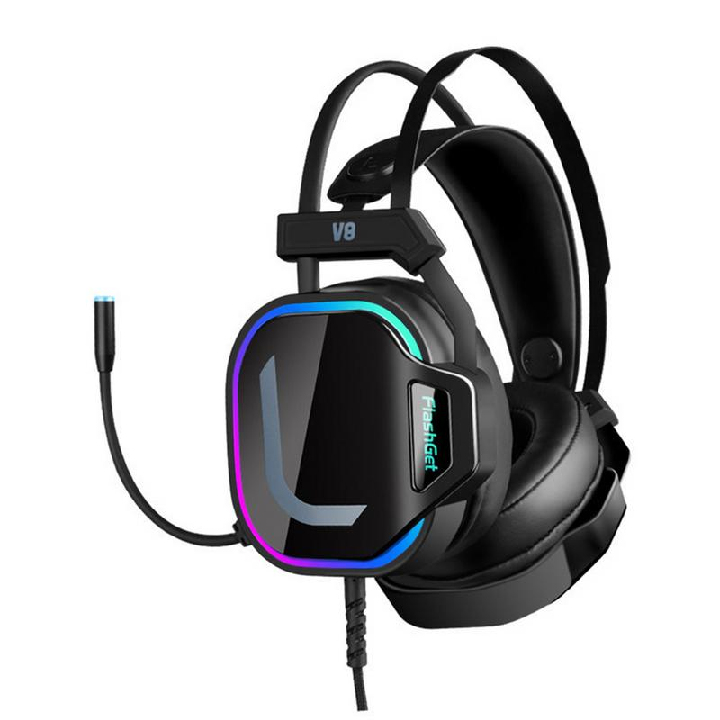 USB 7.1 Gaming Headphones RGP Streamer Stereo Surround Computer Gaming Headset For PS4 XBOX ONE PC PS Vita PSP AndroidUSB 7.1 Gaming Headphones RGP Streamer Stereo Surround Computer Gaming Headset For PS4 XBOX ONE PC PS Vita PSP Android
