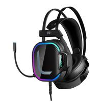 USB 7.1 Gaming Headphones RGP Streamer Stereo Surround Computer Gaming Headset For PS4 XBOX ONE PC PS Vita PSP Android