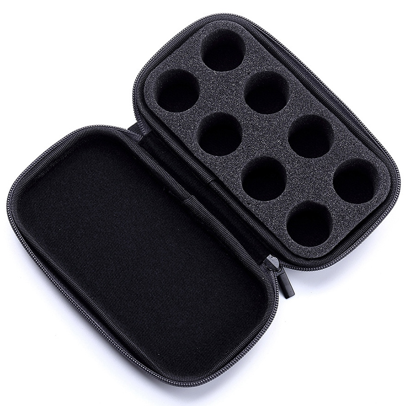 Best Portable Carry Case Compatible Coffee Capsules,Eva Hard Shell Protective Storage Holder Bag For Travel Match