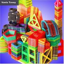 Vavis Tovey 1 PCS Magnetic piece building blocks children magnetic magnet boys and girls assembled educational toys