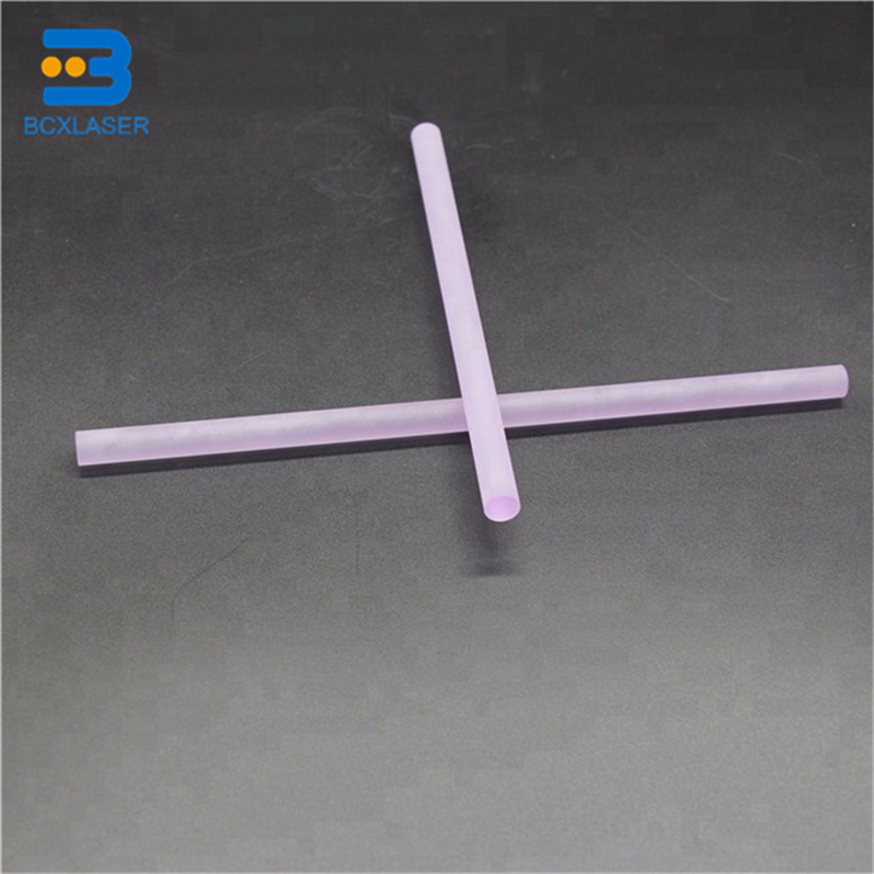 532nm/1064nm YAG Crystal Rod For Laser Cutting Welding Beauty Machine Equipmen