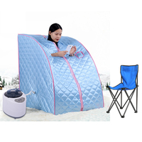 Practical Portable Healthy Steam Sauna Room Benefical Detox Calories Burned Sauna Tent Bag SPA Shower Cabin Bathhouse HWC