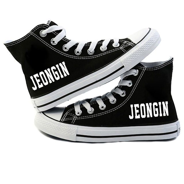 STRAY KIDS HIGH TOP SHOES (8 VARIAN)