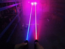 Red Green Blue Laser Sword with stars beam DJ Dancing Stage Show Light star wars laser sword for DJ Club/Party/Bars цена
