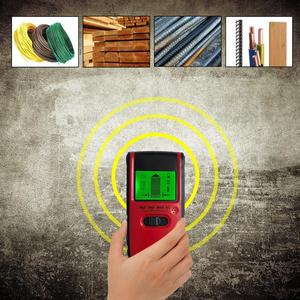 Image 4 - 4 In 1 Metal Detector Metal Wood Studs AC Voltage Live Wire Detect Wall Scanner Electric Box Finder Wall Detector Wall Scanner