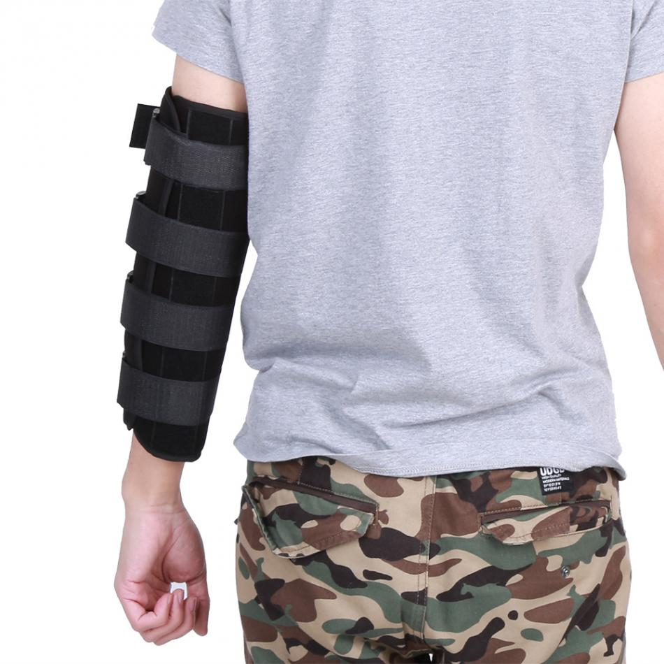 Breathable Winter Style Upper Limb Elbow Joint Correcting Brace Arm Splint Support belt