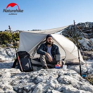 Image 2 - Natureike tente de Camping dextérieur pour 1 personne, série Vik ultralégère, étanche, nouvel arrivage 2019