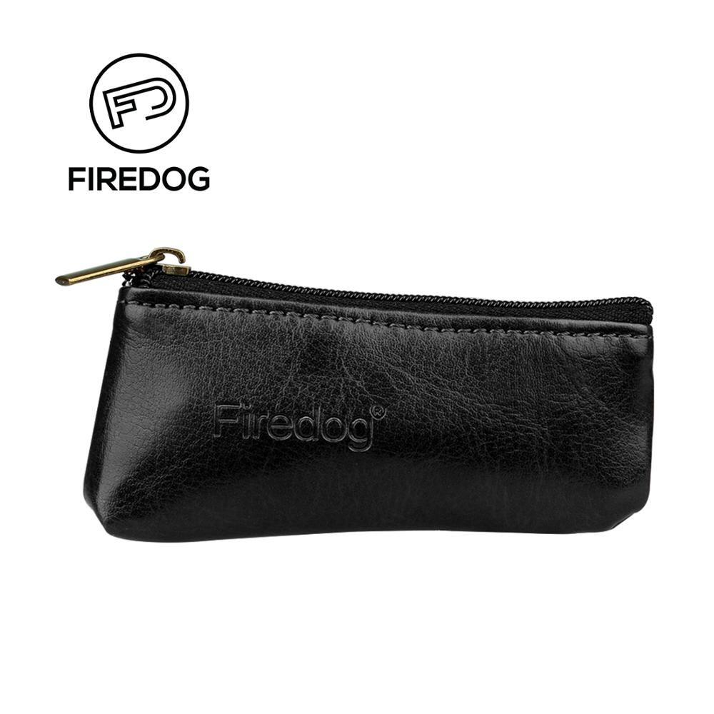 FIREDOG Ritsleting Tahan Lama Portabel Merokok Pipa Tembakau Pouch Case Bag Holder