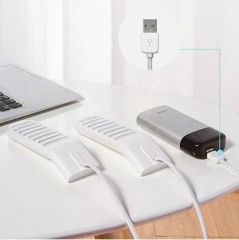 แบบพกพา USB รองเท้า Mats ความร้อนอุ่นเครื่องระงับกลิ่นกายลดความชื้นอุปกรณ์ที่แตกต่างกันรองเท้...