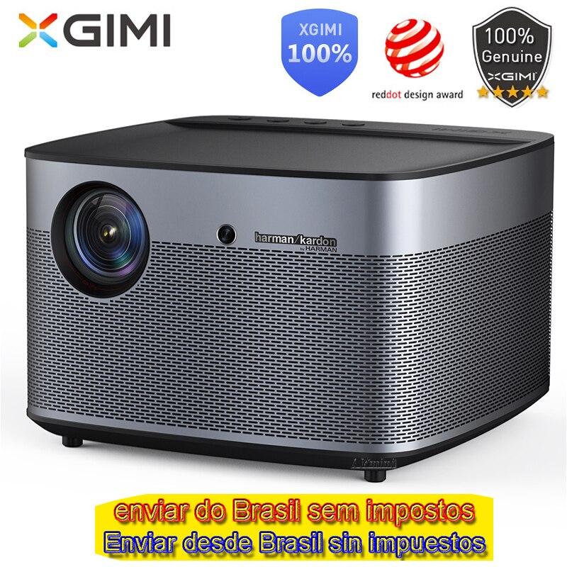 XGIMI H2 DLP проектор 1920x1080 Full HD затвора 3D Поддержка видео 4k Android 5,1 Bluetooth, Wi-Fi дома Театр проектор