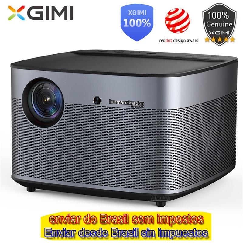 XGIMI H2 Suporte Projetor DLP 1920x1080 Full HD Obturador 3D 4 K Vídeo Android 5.1 Bluetooth Wi-fi Em Casa teatro Beamer