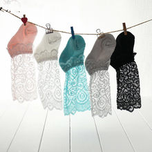 Cute Ankle Short Baby Girls Lace Floral Frilly Ruffle Princess Socks Cotton Cute Baby Socks New Hot Sale(China)