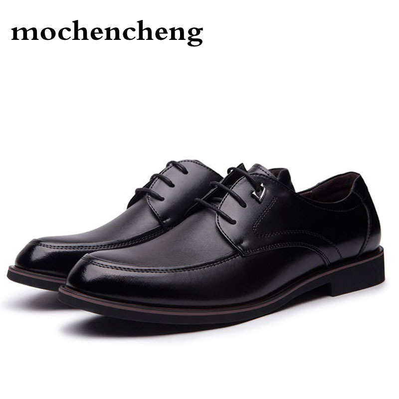 2018 Big Size 49 Genuine Leather Men Dress Shoes Brand Fashion Shoes Male Lace Up Pointed Toe Shoes Casual Wedding Formal Flat2018 Big Size 49 Genuine Leather Men Dress Shoes Brand Fashion Shoes Male Lace Up Pointed Toe Shoes Casual Wedding Formal Flat