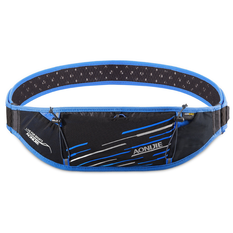 AONIJIE Lightweight Waist Bag Hydration Pack Water Bottle Holder Running Belt Marathon Hiking Camping W952