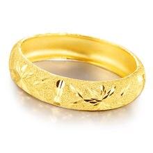 Вьетнамский аллювиальный золотой браслет для невесты нежный