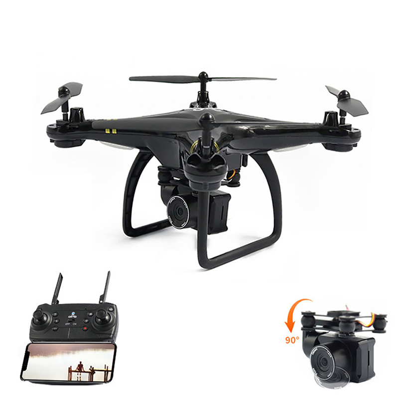 GPS Drones Altitude-Hold Rc Quadcopter Global Camera Follow WIFI With HD FPV Rc-Toys