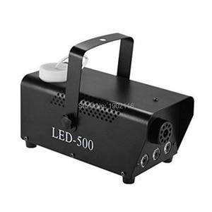 Image 4 - אלחוטי שלט רחוק 500W עשן מכונת עם RGB LED אורות/400W ערפל מכונת/עשן מפליט שלב אפקט דיסקו DJ המפלגה/Fogger